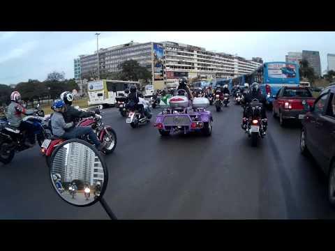 Passeio brasilia moto capital 2014