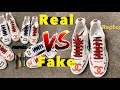 S1E4- Real VS Fake Chanel Pharrell Williams Shoes 2019 Collection White Sneakers 香奈兒X菲董 replica