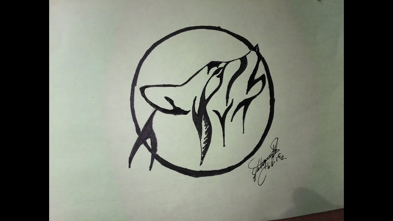 Lobo Dibujo. Dibujo Lobo. Beautiful Lobo. Affordable Dibujo Para ...