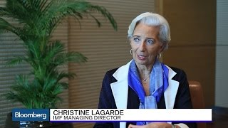 Lagarde: Global Growth Slower Without Negative Rates