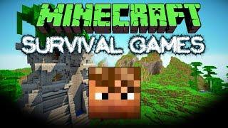 Minecraft: Survival Games - E14 - w/ Linus - Fanta Vägvisaren