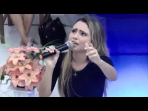 Ministração espontânea - Amanda Vasconcellos 💜