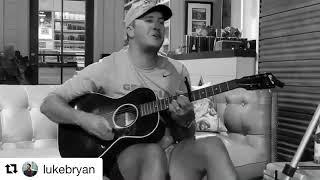 Luke Bryan ~ One Margarita