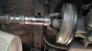 Смазка карданов УАЗ Патриот