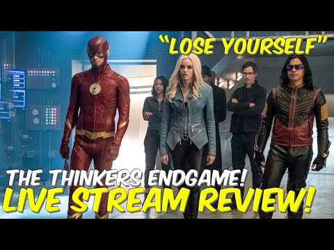 "LIVE! The Flash Season 4 Afterparty- Live Review ""Lose Yourself"" tweet me @djairrick"