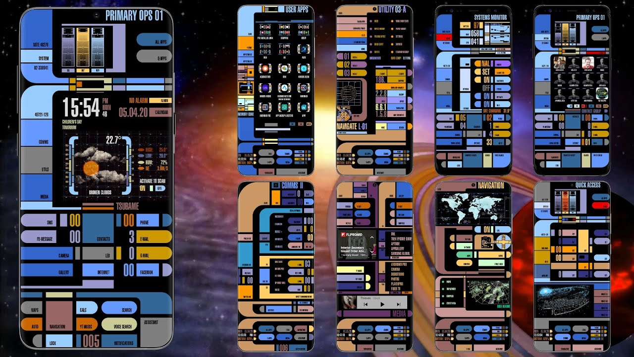 10 best Star Trek apps in celebration of its anniversary