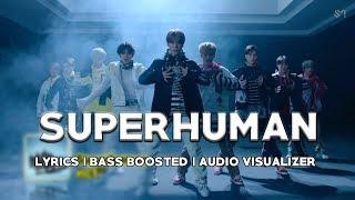 we are superhuman nct lyrics video, we are superhuman nct