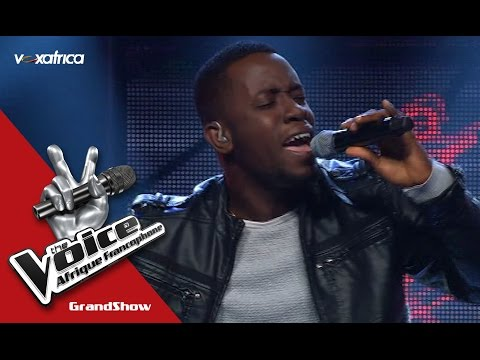 Samson : 'Allumer Le Feu' - Johnny Halliday | The Voice Afrique Francophone 2016