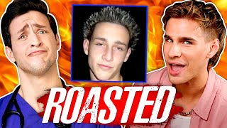 Brad Mondo Roasts My Hairstyles & Styles My Hair