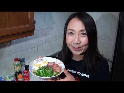 Shonen Knife Frontwoman Naoko Yamano Whips Up Some Homemade Ramen - Brutally Delicious S02E10