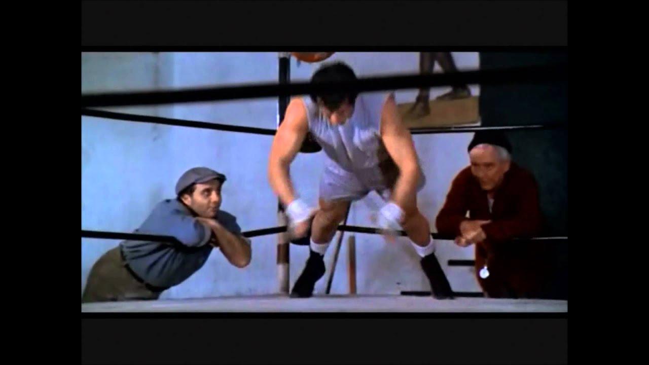 Rocky Balboa Vs Jean Roch Can An You Feel It