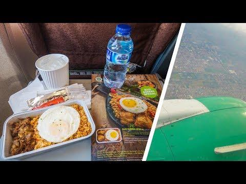 Trip Report Banda Aceh - Medan | Citilink QG9143 | Boeing 737-5U3 | Broewnis Travel