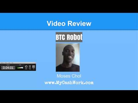 BTC Robot Review - (Watch This Before Buying)