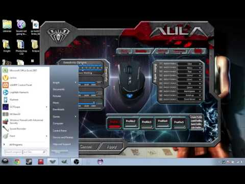 Aula Gaming Mouse Review Emperor Hate And Ghost Shark Part 2