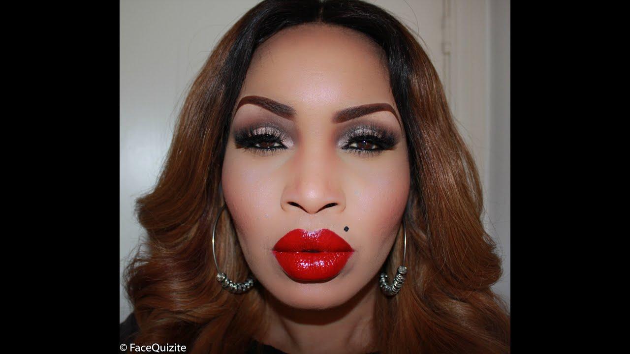 Classic Hollywood MakeupGlamour