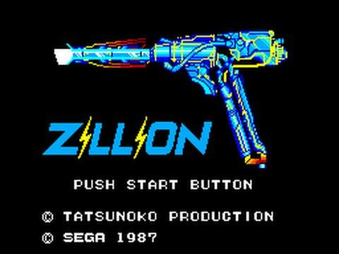 Master System Longplay [015] Zillion