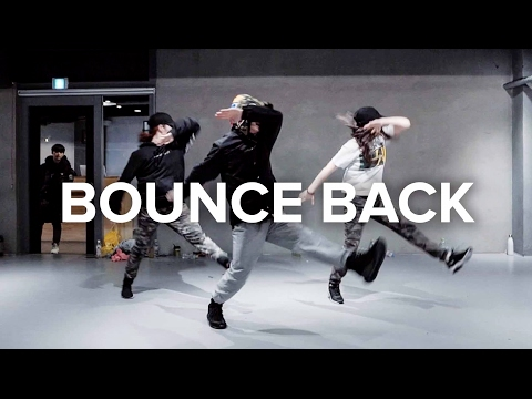 Bounce Back  Big Sean  Junsun Yoo Choreography
