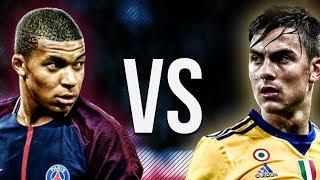 Kylian Mbappe vs Paulo Dybala ● Skills & Goals | 2018 HD