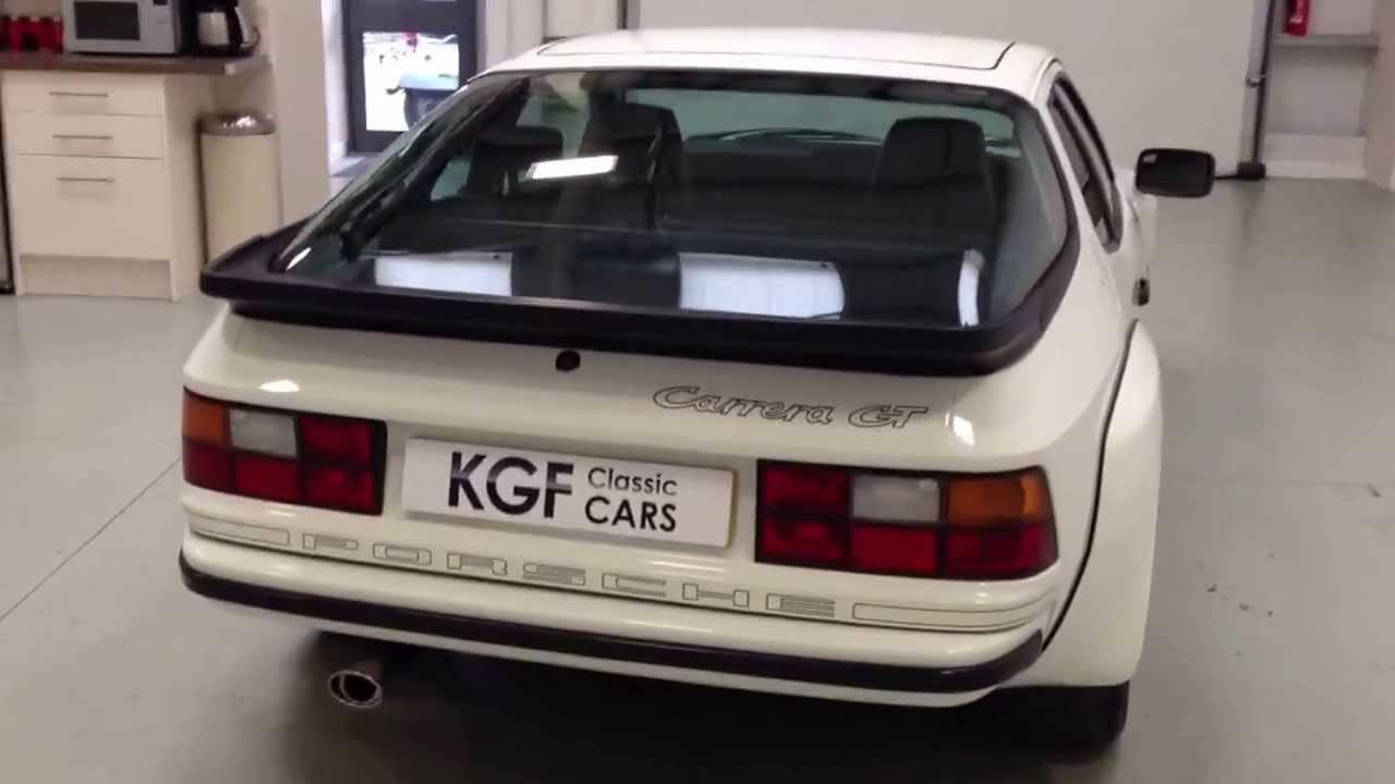 A Rare Series One Porsche 924 Turbo Carrera Gt Recreation