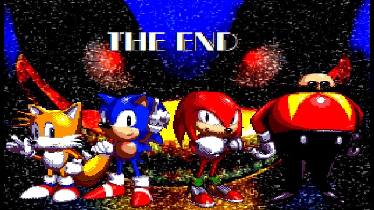 Round2 exe the end of the sonic exe saga youtube