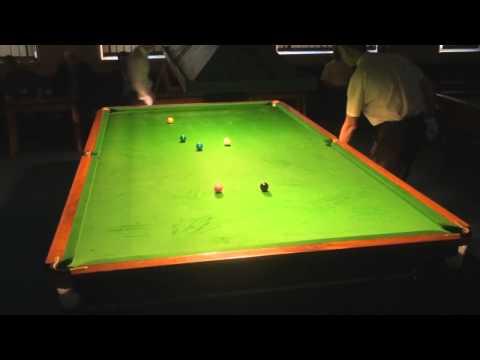 Bradford Snooker Championship Pairs Final 2012