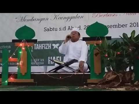 KH  Muhammad Ali (Qori Internasional), Haflah Masjid Fathullah UIN Jakarta