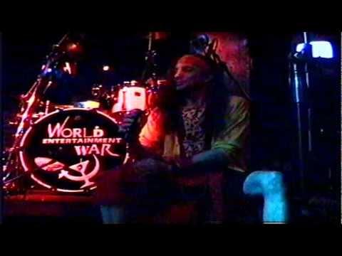 World Entertainment War 1990 Shot  Steve Gladste