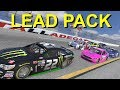 iRacing: (NASCAR Monster Energy @ Talladega) NASCAR Monster Energy Chevy SS Talladega Super Speedway