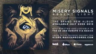 MISERY SIGNALS - Two Solitudes (Official HD Audio - Basick Records)
