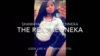 The Real Kenneka at the Hotel