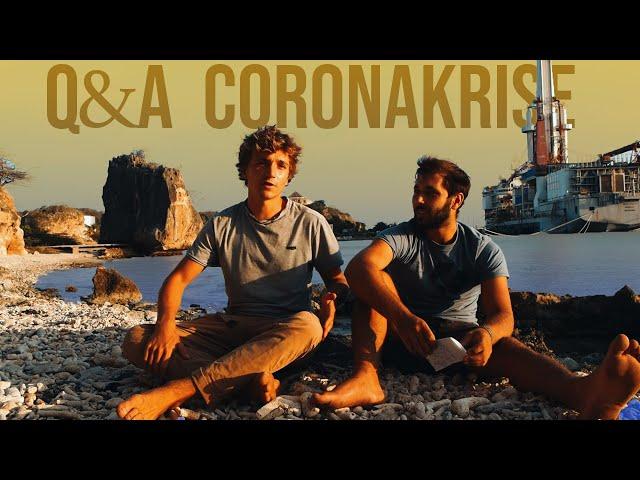 #099 | Wie ist die Coronakrise in der Karibik Q&A [Segeljungs Weltumsegelung]