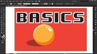 Adobe Illustrator for Game Art:  Beginner Workflows and Tips
