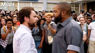 FIST FIGHT: Ice Cube Vs. Charlie Day In The Fight Of The Century