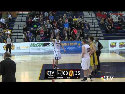 Men's Basketball: Carleton Vs Queen's