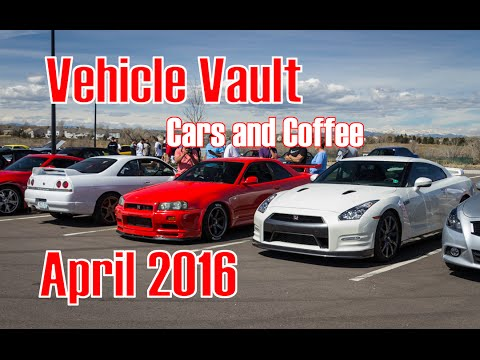 Cars And Coffee Vehicle Vault April 2016 Youtube