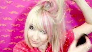 Екатерина Данина: Начес на коротких волосах.(Как сделать начес на коротких волосах) Я в контакте https://vk.com/id34256452 Мой инстаграм: http://instagram.com/kittemka., 2014-06-27T16:08:31.000Z)