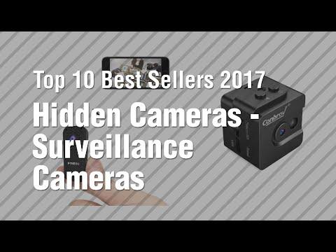 Hidden Cameras - Surveillance Cameras // Top 10 Best Sellers 2017