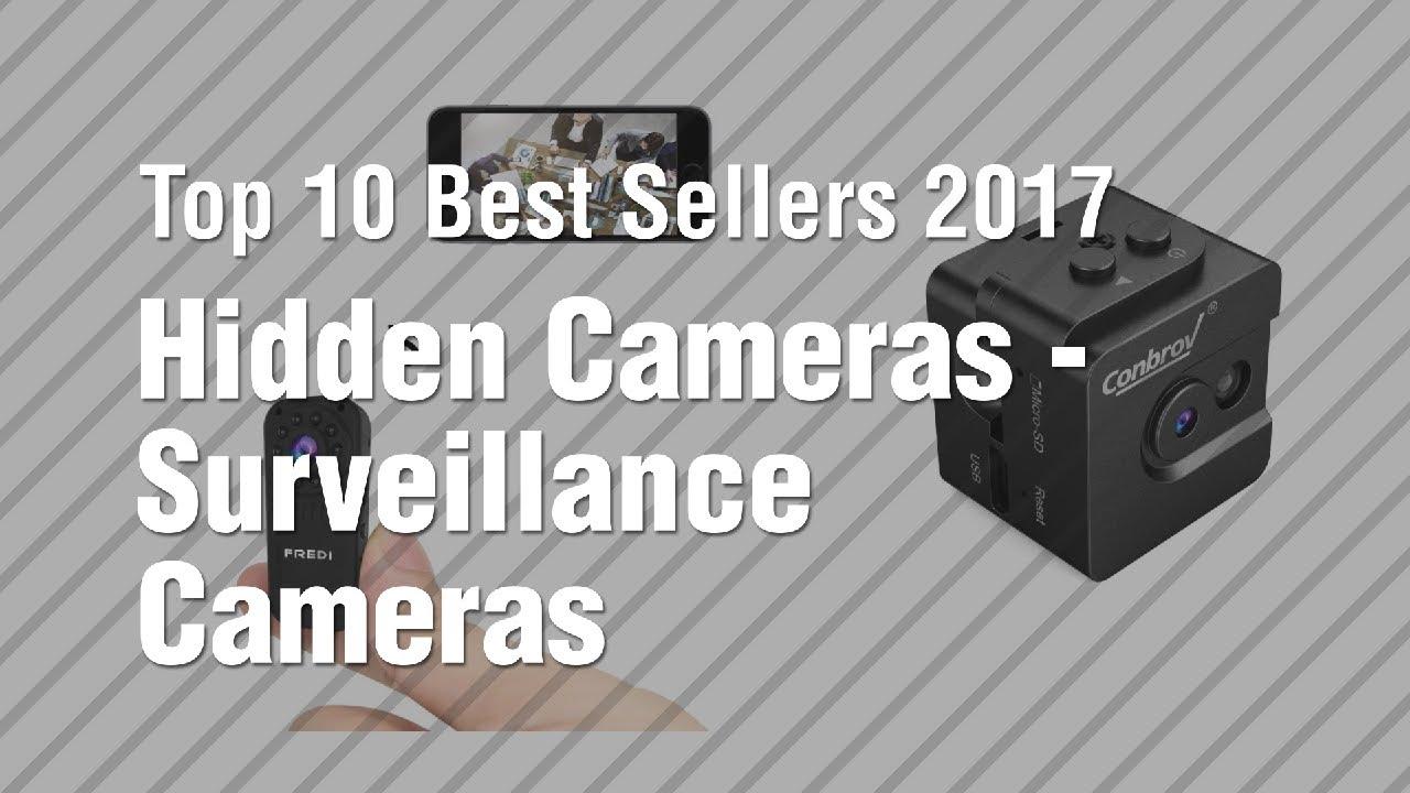 Hidden cameras surveillance cameras top 10 best sellers 2017