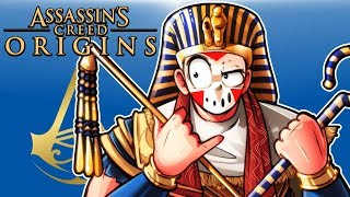 Assassin's Creed Origins - The Curse of the Pharaohs DLC!