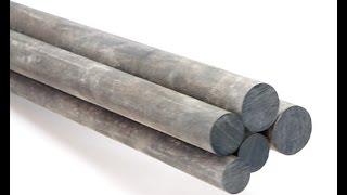 Режем Эбонит стержневой ГОСТ 2478-77, в домашних условиях. Ebonit