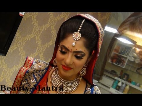 Indian Wedding Makeup - 60's And 70's Bollywood Inspired Bridal Look