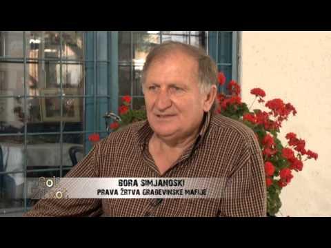 Goli Zivot - Bora Simjanovski - (TV Happy 17.07.2014.)