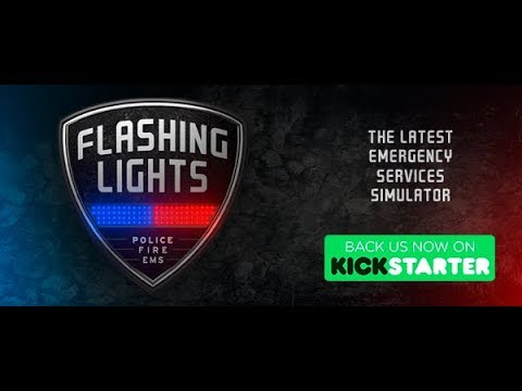 Flashing Lights - Reveal Trailer & Date plus Impressions