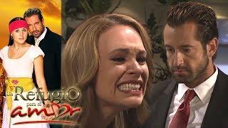 Un refugio para el amor - Capítulo 25: ¡Rodrigo cancela la boda con Gala! | Tlnovelas