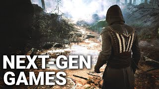 Upcoming Games For Next-Gen (PS5, Xbox Series X) | 2020 & 2021