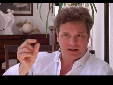 Colin Firth, in Italian, on Acting, Directing, Writing, on Italian Cinema/Part 3
