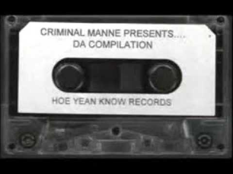 Criminal Manne - Fuck What You Claim