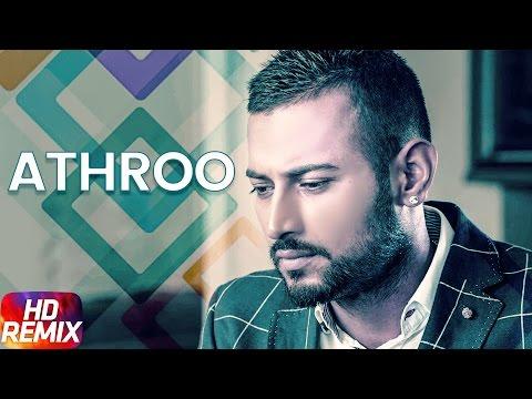 Athroo ( Remix ) | Garry Sandhu | Punjabi Love Song | Speed Records