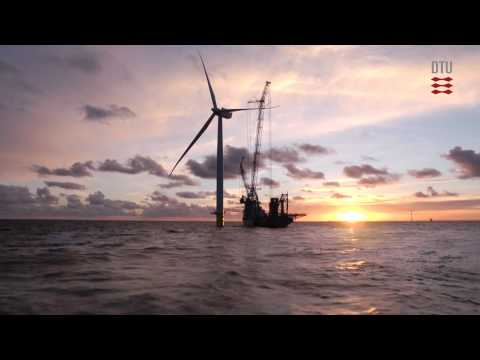 DTU Wind Energy -  Support structures | Educational videos