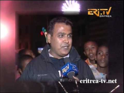 Interview with Citizen of Nepal in Asmara I DAY Celebration 2013
